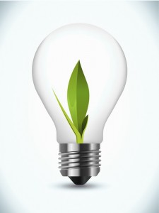 LED energy saving light