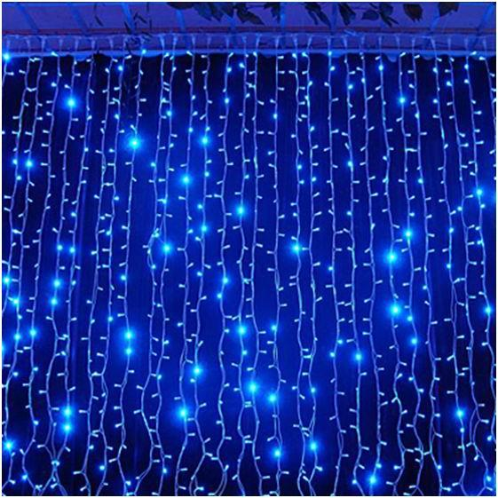 Image Result For Indoor Christmas Curtain Lights